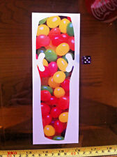 Sky Remote Control Sticker Cover Sweeties Jelly Beans Fun Sweets