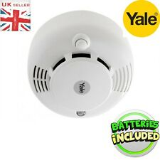 YALE WIRELESS SMOKE DETECTOR - SMART RANGE(SR) & EASY FIT(EF) ALARMS ONLY - NEW