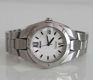 SEIKO Perpetual Calendar bracelet 39 mm quartz watch