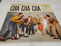 "LP- PEPE LUIS AND HIS ORCHESTRA "" CHA-CHA-CHA"" ON HARMONY  REC."
