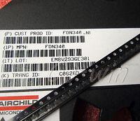 100pcs FDN340P MOSFET P-CH 20V 2A SSOT3 NEW