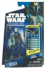 Star Wars 9.4cm Clone Wars Action Figure - Pre Vizsla. Free Shipping