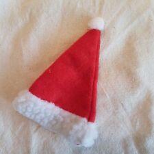 Bonnet de Noël pour env. 15 - 18 CM OURSONS (5)
