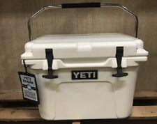 Genuine--Yeti 20 quart Roadie Cooler Ice Chest WHITE--NEW!!!!