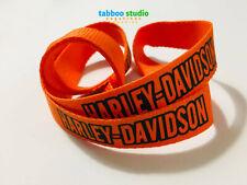 Portachiavi da collo Harley Davidson Lanyard arancio