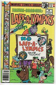 Laff-a-Lympics #13 Marvel Comics 1978 VG+