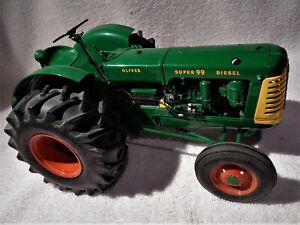 Franklin Mint Precision Models, 1957 Oliver Super 99 1/12 Scale Tractor
