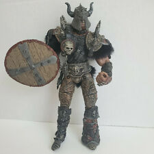 Mcfarlane Dark Ages Series 22 Spawn The Bloodaxe Deluxe 2002 #2