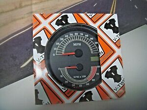 Harley Electronic Speedometer Tachometer FXST 96-03 FXDWG FLHR V-Twin 39-0651 X7