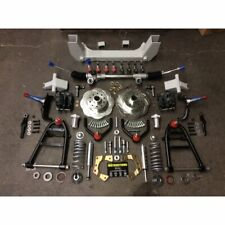 Universal 565 Front Steer Track IFS Coil Over 5x4.75 Man LHD Steering Rack