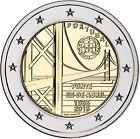 PORTUGAL 2 euro 2016 S/C 50 años PUENTE 25 de Abril