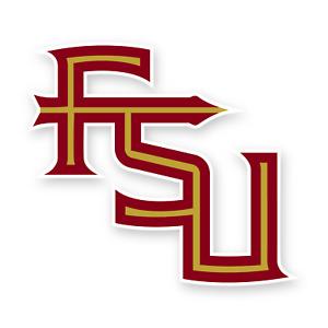 Florida State Seminoles FSU Logo Sticker Die Cut Vinyl Decal Car Window Truck