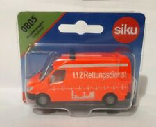 Siku mercedes sprinter. new in blister. approximately 1/76 scale