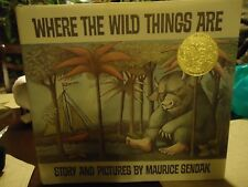 Where the Wild Things Are - Sendak - Older Edition - Nice