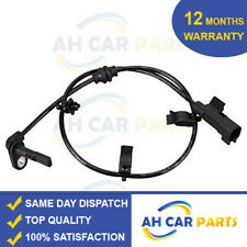 ABS Wheel Speed Sensor Opel  Astra J Zafira C Cascada Rear Left OR Right