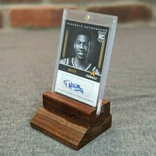 Premium Trading/Sports Card Display (solid wood) for One-Touch Magnetic holders