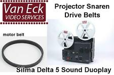 Silma Delta 5 Sound Duoplay motor belt. (BT-0985-M)