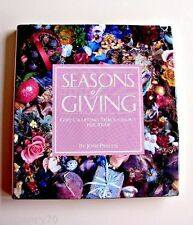 Seasons of Giving: Gift Crafting Throughout the Year Prittie, Joni