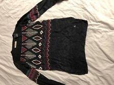 Hollister Sweater Women's XS Black Brand New with Tags +
