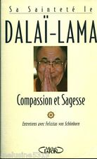 Livre spiritualité  sa sainteté le Dalaï-Lama - Compassion    book