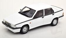 1:18 Laudoracing-Models Alfa Romeo 75 2.0  Twin Spark 1987 white