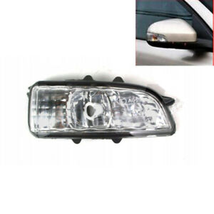 Right Front Wing Mirror Turn Indicator Light Cover For Volvo S40 V50 C30 S60 V70
