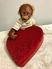 "16"" Reborn Baby Orangutan Monkey Binki ~ w/ Binky, Outfit, & Blanket"