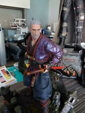 THE WITCHER: Geralt Ronin Figure DESIGNED BY CD PROJEKT RED BNIB