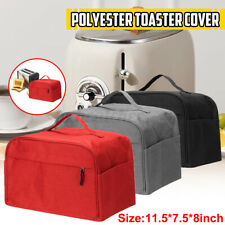Kitchen Dining Countertop Two Slice Bakeware Toaster Cover Protector /*