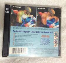 Bleem! Play Playstation Tekken 3 On Your Sega Dreamcast Cd! Rare Hard To Find!