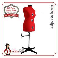 Dressmakers Mannequin Size 16-22 Model Adjustable Dress Form Mannequins Sewing
