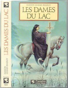 MARION ZIMMER BRADLEY + les dames du lac + PYGMALION