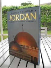 JOURNEY THROUGH JORDAN 1994 SIGNED BY SARVATH EL HASSAN