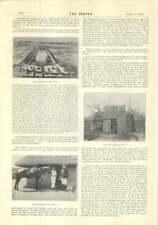1896 Wadi Halfa Bechuanaland Police Cowpers Summerhouse Howland Great Wet Dock