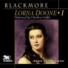Lorna Doone by R D Blackmore Audiobook on mp3 CD