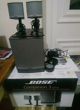Bose Companion 3 Series 2 Multi Media Speakers  *L@@K