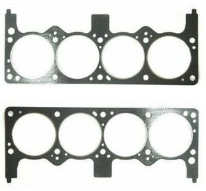Pair (2) of Head Gasket for Chrysler Dodge Plymouth 1965 - 1992 273,318,340,360