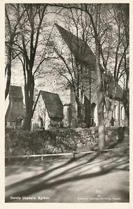 UPPSALA – Gamla Uppsala Kyrkan Old Uppsala Church – Sweden