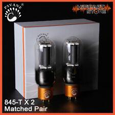 psvane 845-T MKII matched Pair replace GE845 RCA845 WE845 Shuguang 845/845B/845C