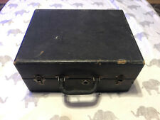 VINTAGE ANTIQUE TURN TABLE MUSIC BOX DECCA GRAMOPHONE PHONOGRAPH - USED