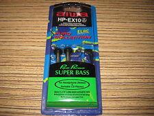 AIWA MD MINIDISC écouteurs 10-25000 Hz HP ex10. Un Écouteur oiseau rare. Produit neuf NEUF dans sa boîte