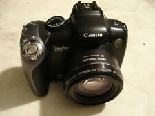 LikeNew Canon PowerShot SX10 IS Digital Camera 20x Optical Zoom