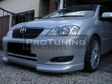 Toyota Corolla E12 eyebrows headlight spoiler lightbrows eye lids brows covers