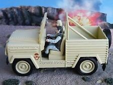 JAMES BOND LAND ROVER THE LIVING DAYLIGHTS MODEL CAR 1/43RD SIZE ISSUE K8967Q~#~
