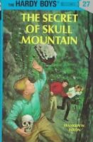 The Secret of Skull Mountain (Hardy Boys, Book 27), Franklin W. Dixon,0448089270