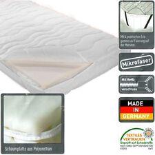 Mikrofaser Matratzen Topper Matratzenauflage 95x195cm Matratzentopper Bett Bed
