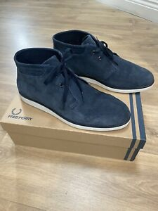 Fred Perry Desert Boots (size 9)