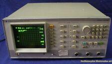 Scalar Network Analyzer HP 8756A