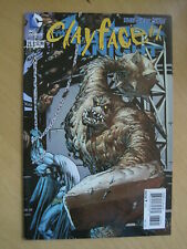 BATMAN the Dark Knight, issue 23.3 / CLAYFACE issue 1. DC THE NEW 52.  DC.2013