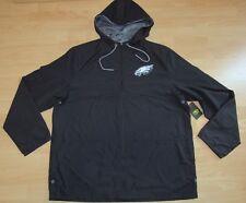 Philadelphia Eagles Lightweight Jacket Hoodie Mens size Medium - Water Repellant